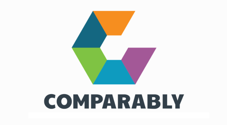 Comparably Logo