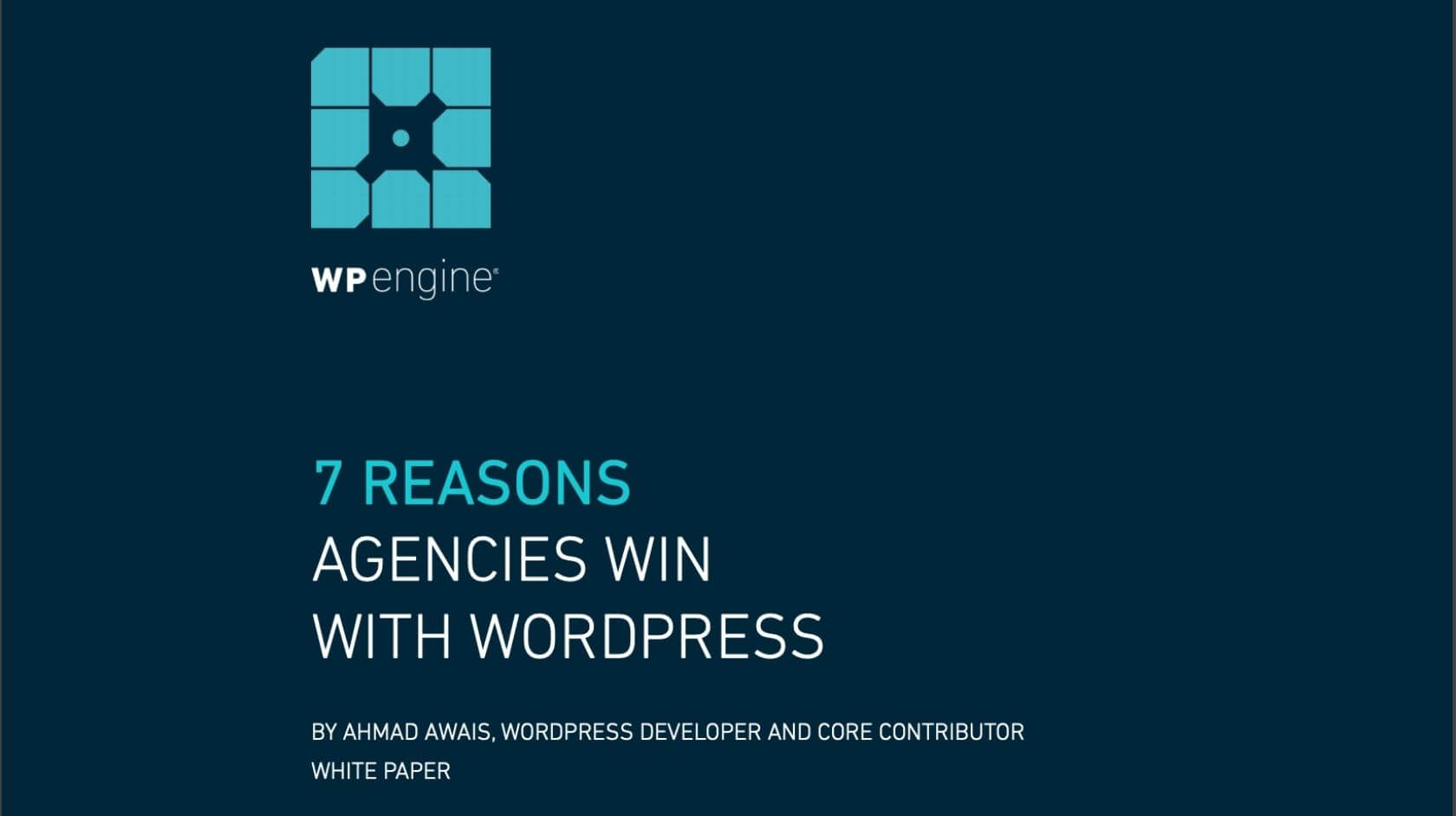 Reasons Agencies Win With WordPress