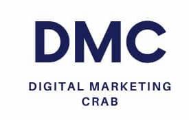 Digital Marketing Crab Logo 1